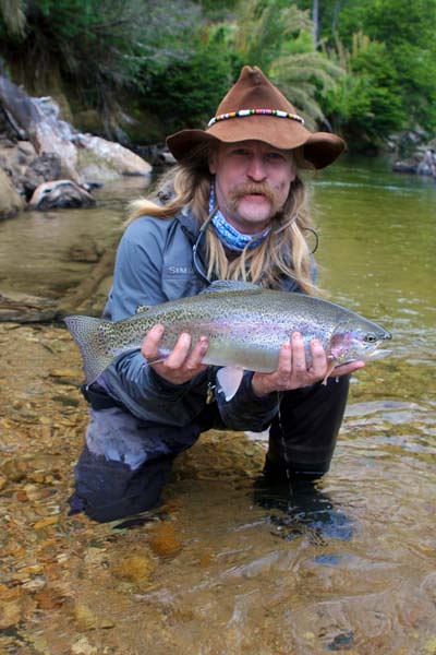 Trout fishing elk creek outfitters for Catawba river fishing