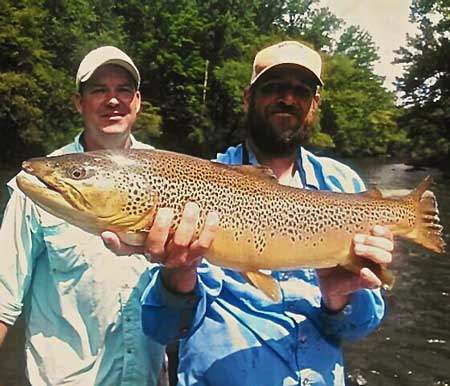 Trout Fishing - Elk Creek Outfitters